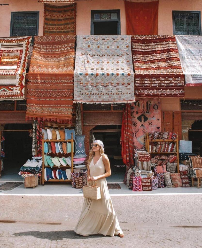 10 instagrammable spots in Marrakech !